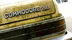 Opel Commodore B Coupe GS (vwcorrado89) Tags: opel commodore b coupe gs 28 rekord rust rusty abandoned moos old car