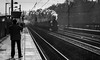 Lindum Xmas Fayre hauled by 60009 (photofitzp) Tags: 60009 a4 hitchin lner railways smoke steam unionofsouthafrca