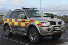 Meath County Fire & Rescue Service 2007 Mitsubishi Pajero Sport MFRS L4V 07D40738 (Shane Casey CK25) Tags: meath county fire rescue service 2007 mitsubishi pajero sport mfrs l4v 07d40738 light four wheel drive vehicle 4 all awd jeep 4x4 red yelllow battenburg bluelights blue lights lightbar emergency brigade firebrigade engine nikon d7200 officer fireman firemen firefighter firestation station fighter response crew silver