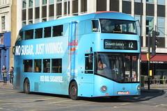 LT 434 (LTZ 1434) Go-Ahead London General (hotspur_star) Tags: londontransport londonbuses londonbus londonbuses2018 wrightbus newbusforlondon newroutemaster nb4l tfl transportforlondon hybridbus hybridtechnology busscene2018 doubledeck goaheadlondoncentral lt434 ltz1434 12 alloveradvert advertlivery advertisinglivery advertbus redbull