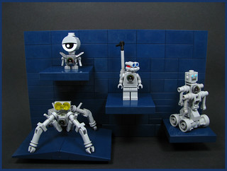 Doogal the Droid & his Mechanical Mates