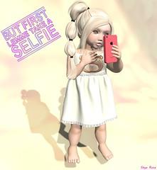 #Hanta Mia Dress POSE_ (Sye Rose) Tags: pose hanta secondlife toddleedoo td byhanta outfit ikon kids kid life little skin girl fashion designer dress sl second children child n