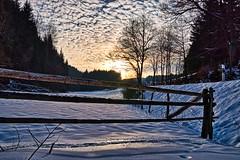 Ilsetal (Holgi_BS_63) Tags: winter baum schnee sonne sun snow wolken cloud bad laasphe ilsetal wittgenstein siegen countryside landscape landschaft