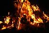 Nyarapora (Tanisa Samaddar) Tags: canon eos 1000d fire light kolkata india tradition february abstract beautiful colours yellow orange red nature
