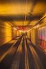 I Caught the Wrong Train (Thomas Hawk) Tags: america colorado denver denverairport usa unitedstates unitedstatesofamerica airport traintracks tunnel us fav10 fav25