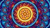 Mandala_Sun (taras gesh) Tags: mandala rangoli hindu motiongraphics dacred geometry magic pattern videomapping videohive ornament ethno