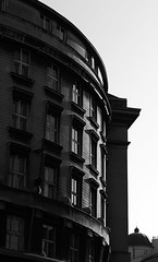 20180221-street-0078 (xskyven) Tags: praha architecture architektura prague blackandwhite shadow black sun harshlight 3d