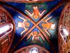 """Symbols of the Four Evangelists: Eagle: Saint John - Ox: Saint Luke - Lion: Saint Mark - Angel: Saint Matthew"" - Frescoes after 1278 by unknown painter - ""Sancta Sanctorum"" in Rome (Carlo Raso) Tags: symbols fourevangelists frescoes sanctasanctorum rome"