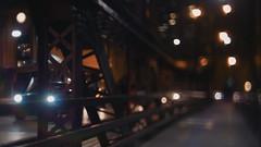 Jackson Boulevard Bridge (Jovan Jimenez) Tags: bokeh night jackson boulevard bridge sony ilce a6500 6500 alpha cinematic vivitar series 1 vivitarseries1 one 3585mm f28 tilt shift tiltshift kipon adapter street city chicago abstract film luts lookuptable cinestill emulation