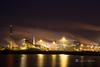 Tata Steel (L. Bartha) Tags: color industrial smoke longexposure steel factory night cityscape