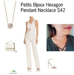Today's Featured Item: Petits Bijoux Hexagon Pendant Necklace $42 Shop: https://www.chloeandisabel.com/boutique/thecelticpearl/products/N433RG/petits-bijoux-hexagon-pendant-necklace  Enjoy the finer things, like this pretty + petite pendant necklace in ri (thecelticpearl) Tags: presents style thecelticpearl trend daily product crystals gifts necklace shopping online featured rosegold accessories shop trendy guarantee chloeandisabel fashion buy hexagon love jewelry trending trends valentinesday valentine boutique lifetime