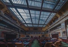 Utah State Capitol (Jovan Jimenez) Tags: utah state capitol architecture building window seats interior sony alpha a6500 giga pixel panorama zeiss touit 12mm ilce 6500 kolor autopano autopanopro distagon lines luts lowfadepositiveprint lpp tetrachrome 400 touit2812 film emulation