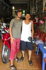 Mistr od motorek (zcesty) Tags: vietnam22 selfie motorka domorodci vietnam hagiang dosvěta tphàgiang hàgiang vn