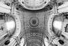Sacred MUNICH: St Michael - the ceiling (mkarwowski) Tags: church travel munich fisheye canoneos80d canon eos 80d eos80d samyang8mmf35umcfisheyecsii samyang monochrome blackandwhite