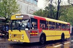 868 NAVETTE PL. COCKERILL - THEATRE (brossel 8260) Tags: belgique bus liege stil sncv tec