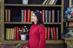 Anna (Hai PT) Tags: vietnam lamdong dalat sonyalpha storylove girl indoor portrait beauty young fe55