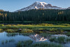 Reflection Lake (Laura Jacobsen) Tags: cascades mountains mtrainier mtrainiernationalpark nationalparks publiclands washington