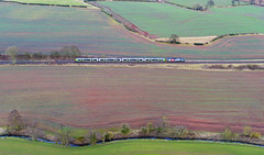 37601 near Daw Mill (robmcrorie) Tags: 37601 rail operations group class 37 long marston northampton 350 daw mill warwickshire arley phantom 4 bourne brook