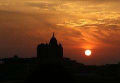 Sunrise (Balaji Photography - 4.4 M +Views and Growing) Tags: sunny sunlight sun sunrise sky kanyakumari capecomerine dawn canon canondslr canoneos canoneos600d canon70d skyshot skyline skylinesky