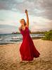 On a white sandy beach of Hawaii (les.butcher) Tags: hualalai hawaii hula dancing dancer beach white sandy