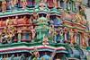 Hindu Temple (Myanmar) (ID Hearn Mackinnon) Tags: hindu temple yang rangoon myanmar burma burmese central culture cultural religious site hindi relief urban city multicultural ethnic 2017