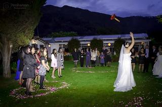 Launch of Bouquet - Lanzamiento de Ramo