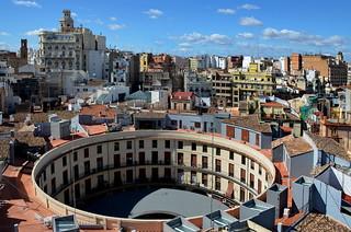 Valencia, Plaza Redonda