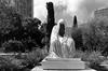 Cloak of Conscience (KPPG) Tags: bwandsepia 7dwf skulptur sculpture monaco art kunst