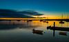 Sunset at Alvor (Samsung Galaxy S8+) (www.craigrogers.photography) Tags: alvor sunset samsunggalaxys8 samsumg mobile smartphone sun sea harbour fishing village algarve portugal coast riadealvor