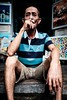 Hoi An, Vietnam. 2015. (Boris Thaser) Tags: 32 bild creativecommons erwachsener explore farbe flickr fujixt1 fujifilmxt1 gefühl gemälde geste hand hochformat hoian kunst kunstwerk künstler mann menschen rauchen ruhe stadt stille strase strasenfotografie streetphotography szene vietnam zigarette adult art artist artwork canvas cigarette city color concentrated emotion feeling focused fokussiert gestellt gesture konzentriert man painting people picture portraitformat posed scene silence sitting sitzend smoking street streettog tog
