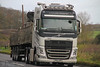 Volvo FH A Pollard Transport PO13 ARD (SR Photos Torksey) Tags: transport truck haulage hgv lorry lgv logistics road commercial vehicle freight traffic volvo fh pollard
