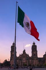 _MG_1594 (miguenfected) Tags: cdmx df bandera mexico ciudad catedral latinoamericana soldado bellas artes palacio centro