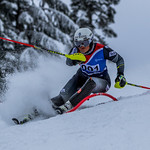 2018 FIS BC Cup - Ladies Slalom Day 2 - 1st place PHOTO CREDIT: Chris Naas