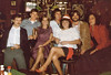 Group Shot Thanx 1983 Ground Round (tineb13) Tags: 1983 evans friends jean judy kelly mike natalie nock thanksgiving tillyard tim