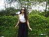 Mafercita (dan95_Zambrano) Tags: mujer natural vida verde diversión lentes black exterior tarde modelo latina venezuela venezolana outfit cabello flores tumblr