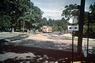 Westchester County - Third Avenue Railway System 126 A/Mt. Vernon - Pelhamdale & Boston Post Road/Route 1 (116538)
