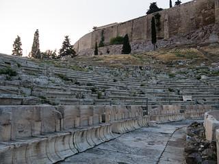 Dionysostheater - Acropolis Athene