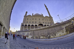 Muhammad Ali mosque from Saladin Citadel (T Ξ Ξ J Ξ) Tags: egypt cairo fujifilm xt2 teeje samyang8mmf28 citadel old town salahaldin medieval mokattam muhammadali unesco