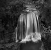 Cascade en noir et blanc (Marie-Anne K) Tags: torrent filetsdeau cascade sassenage lefuron