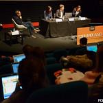 La stratégie des diffuseurs, Marie BERTHOUMIEU (ARTE), François JADOULLE (RTBF), Hélène Zemmour (TV5 Monde) Modérateur : Stéphane MALAGNAC thumbnail