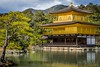 Templo Dorado Kinkaku-ji (Damián Chiappe) Tags: asia japón kinkakuji kioto templodorado estanque fotografíadeviaje kyoto japan goldentemple pool reflection reflejo travelphotography