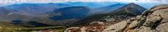 Lafayette Panorama (dxd379) Tags: mtlafayette nh newhampshire franconiaridge franconianotch mtlincoln nikon coolpix aw120 view panorama pano