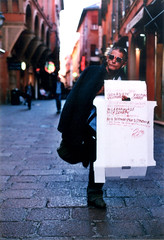 Bottone style (Leopoldo_Ferrari) Tags: color film analog photo foto photography pic colors colori colore pellicola rullino analogico old vecchio stile style nikon camera vintage