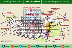 gmada-it-city-location-plan