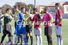Ribarroja C.F. 0 - 0 C.D Utiel Fotos: Sergio Alós