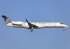 N11107 (QC PHOTOGRAPHY) Tags: newark liberty usa september 24th 2017 united express expressjet airlines erj145wl n11107