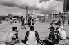 Foto- Arô Ribeiro -9945 (Arô Ribeiro) Tags: street cidade pb bw blackwhitephotos photography laphotographie sãopaulo sesccampolimpo brazil art nikond7000 thebestofnikon nikon arôribeiro