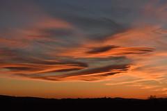 Atardecer (esta_ahi) Tags: atardecer cel cielo sky núvols nubes clouds santcugatsesgarrigues penedès barcelona spain españa испания