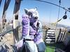 Peace :3 (Keenora Fluffball) Tags: keenora fursuit furry kee