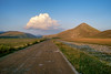 Abruzzo - Luglio 2013 - Campo Imperatore (Maurizio Tattoni....) Tags: abruzzo pianadicampoimperatore montagna strada nuvola paesaggio landscape mauriziotattoni
